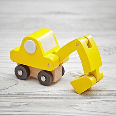 Toy Vehicle (Excavator)