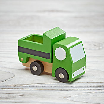 Toy Vehicle (Dump Truck)