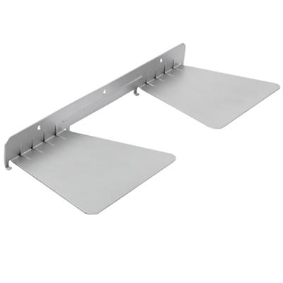 Double Invisible Wall Shelf