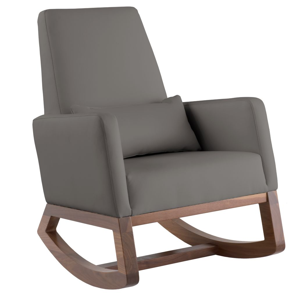 Joya Rocking Chair (Charcoal)