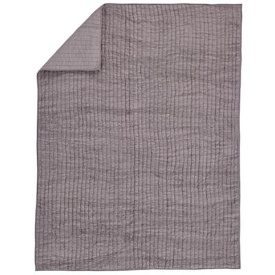 Dream Girl Twin Quilt (Grey)