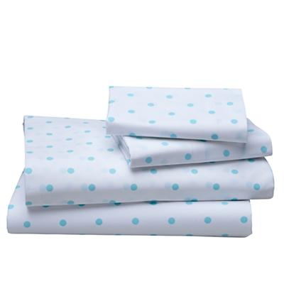 Dream Girl Queen Sheet Set (Aqua)