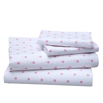 Dream Girl Queen Sheet Set (Pink)