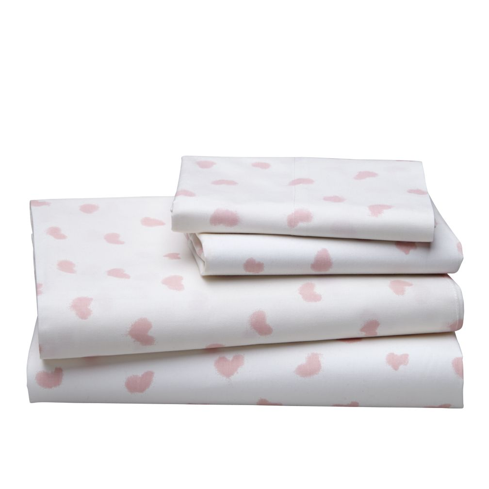 I Heart Sheet Set (Full)