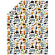 Welcome to the Jungle Duvet Cover (Twin)
