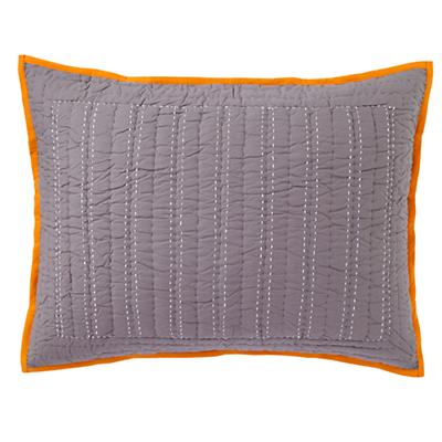 Welcome to the Jungle Quilted Sham