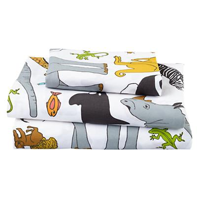 Welcome to the Jungle Sheet Set (Twin)