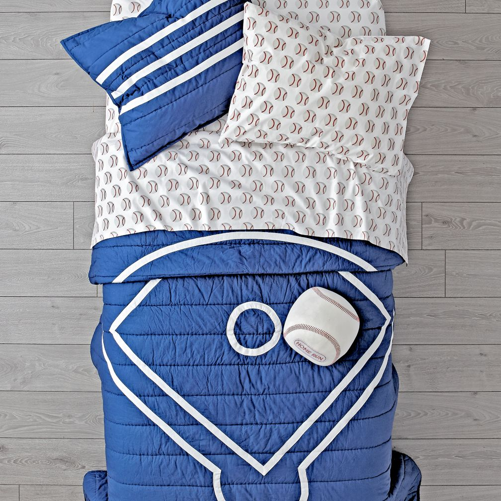Nod Baseball Bedding