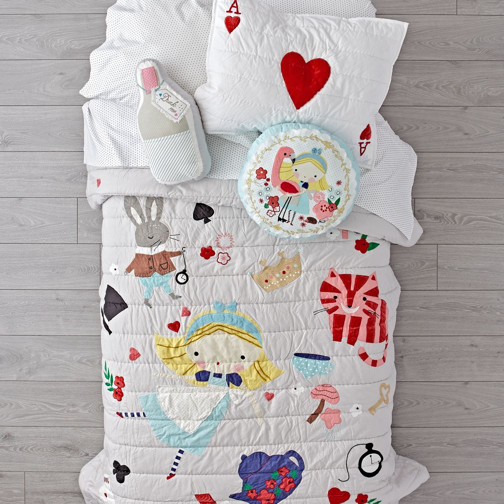 Wonderland Bedding