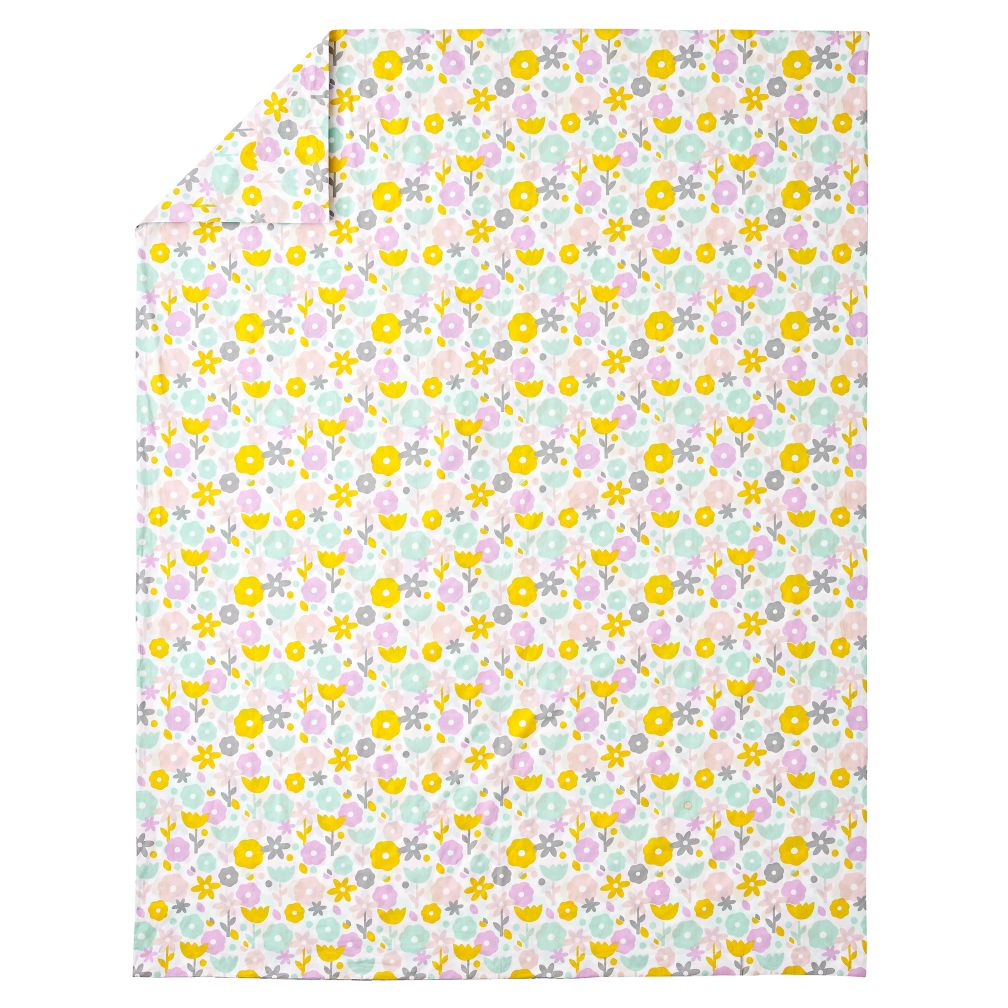 Floral Duvet Cover Full Queen The Land Of Nod