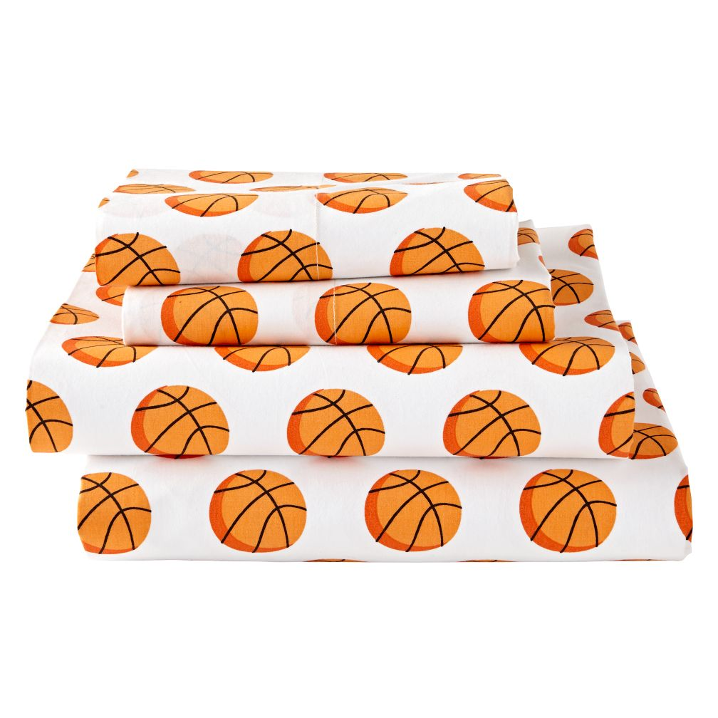 Organic Nod Basketball Sheet Set