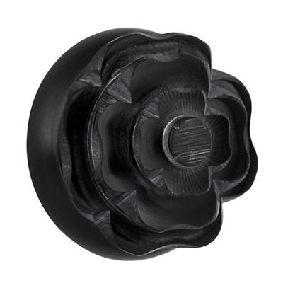 Hand Picked Knobs (Black Rose)