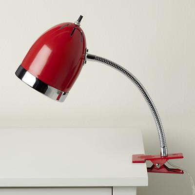 Clip it Lamp (Red)