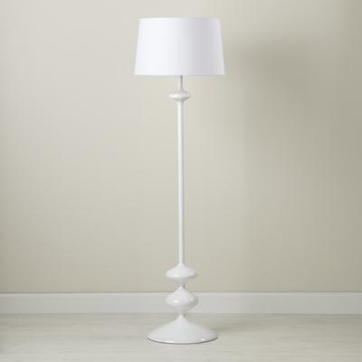 Checkmate Floor Lamp Base (White)