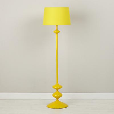 Checkmate Floor Lamp Base (Yellow)