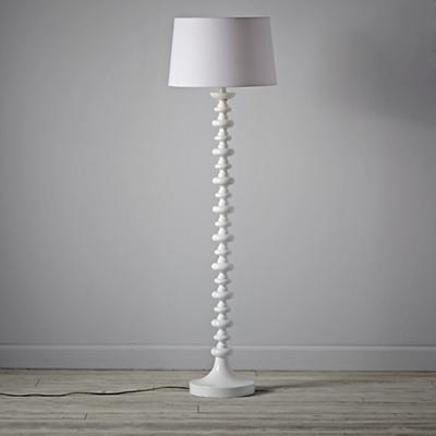 Jenny Lind Floor Lamp (White)