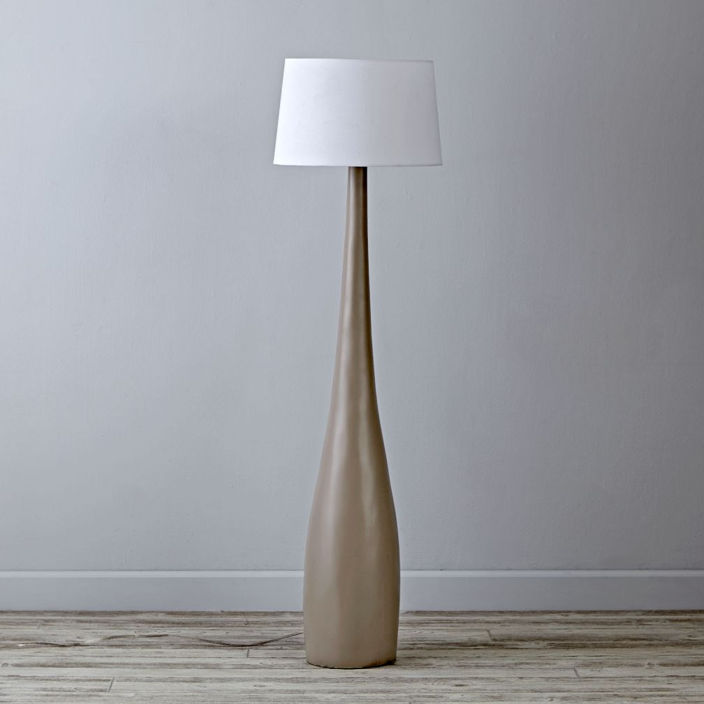 Flared Floor Lamp Base