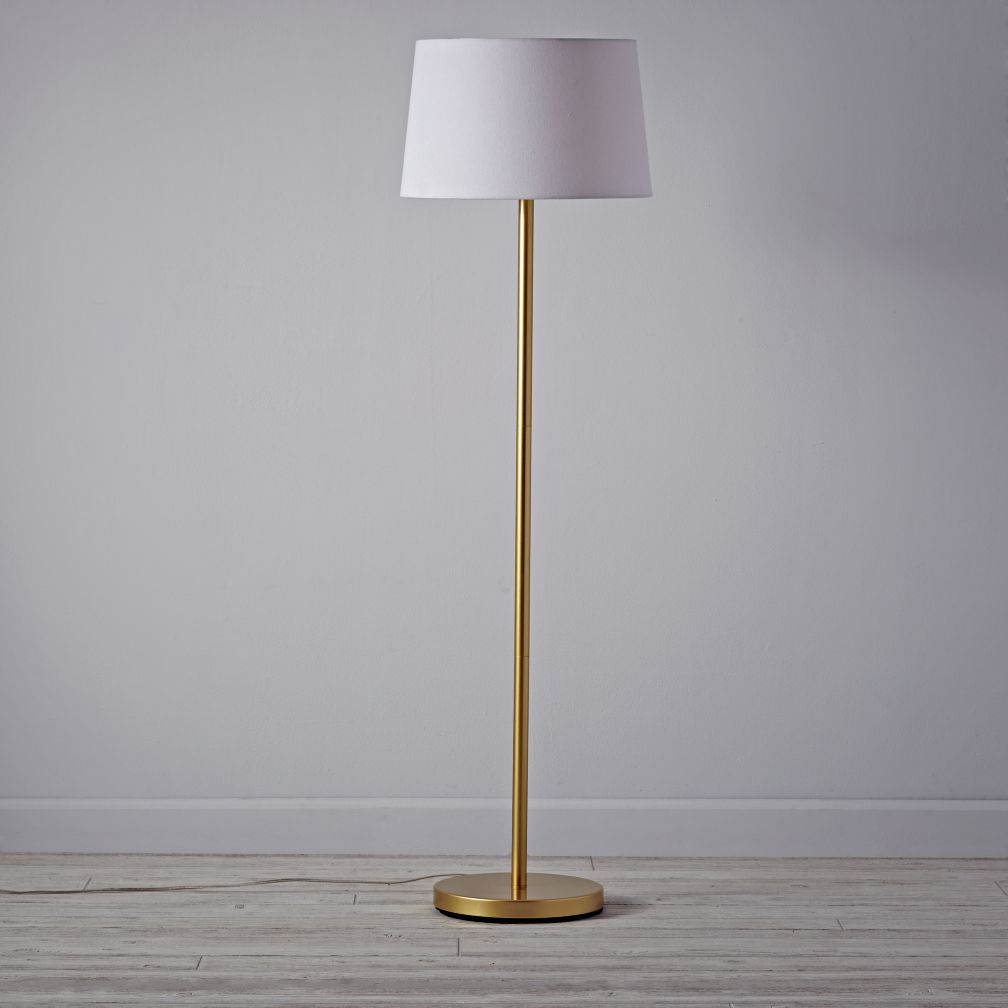 Light Years Floor Lamp Base (Gold)