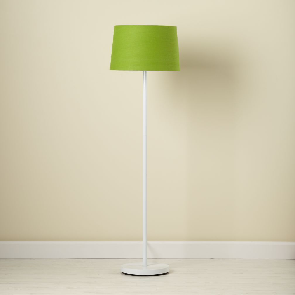 Light Years Floor Lamp Shade (Green)