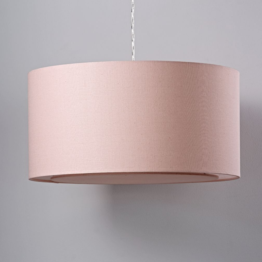 Hangin' Around Lamp (Lt. Pink)