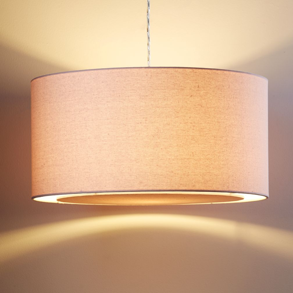 Hangin' Around Ceiling Lamp (Lt. Pink)