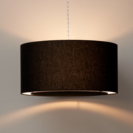 Hangin Around Pendant Lamp (Black) - Black  Hangin Around Ceiling Lamp