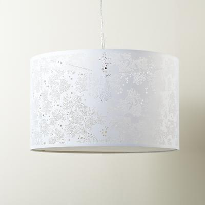 Perfectly Perforated Pendant Lamp