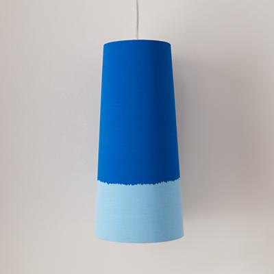 Lighten Up Pendant Lamp (Blue)