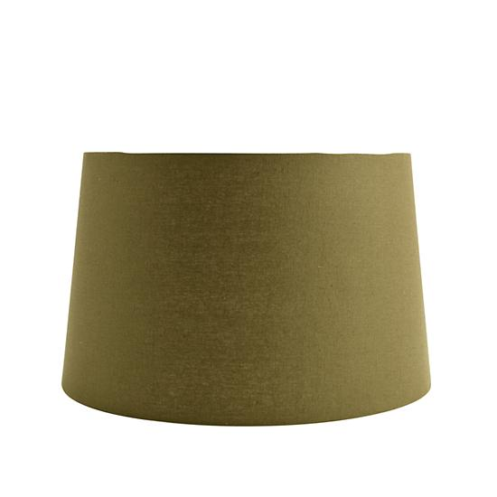 Mix and match dark green floor lamp shade the land of nod for Floor lamp with green shade