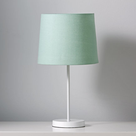 Mint Light Years Table Shade