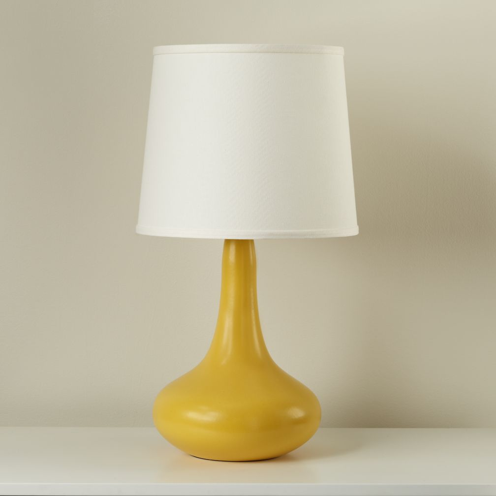 Eden Table Lamp (Yellow)