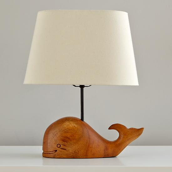 nightstand with lamp 2