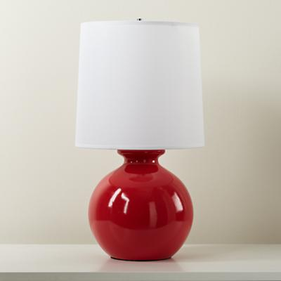 Gumball Table Lamp (Red)