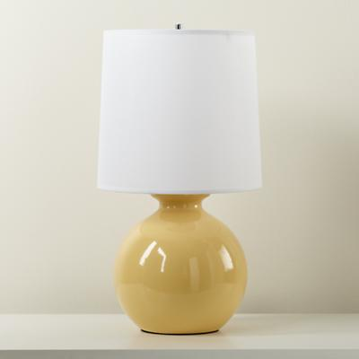 Gumball Table Lamp (Yellow)
