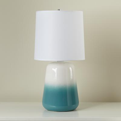 Gumdrop Table Lamp (Blue)