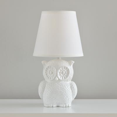Not So Nocturnal Table Lamp