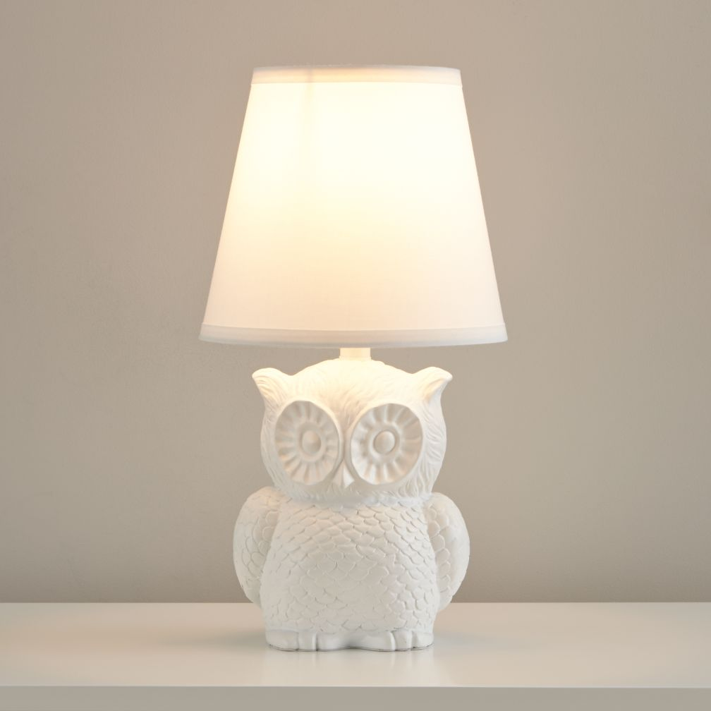 Not So Nocturnal Table Lamp | The Land of Nod
