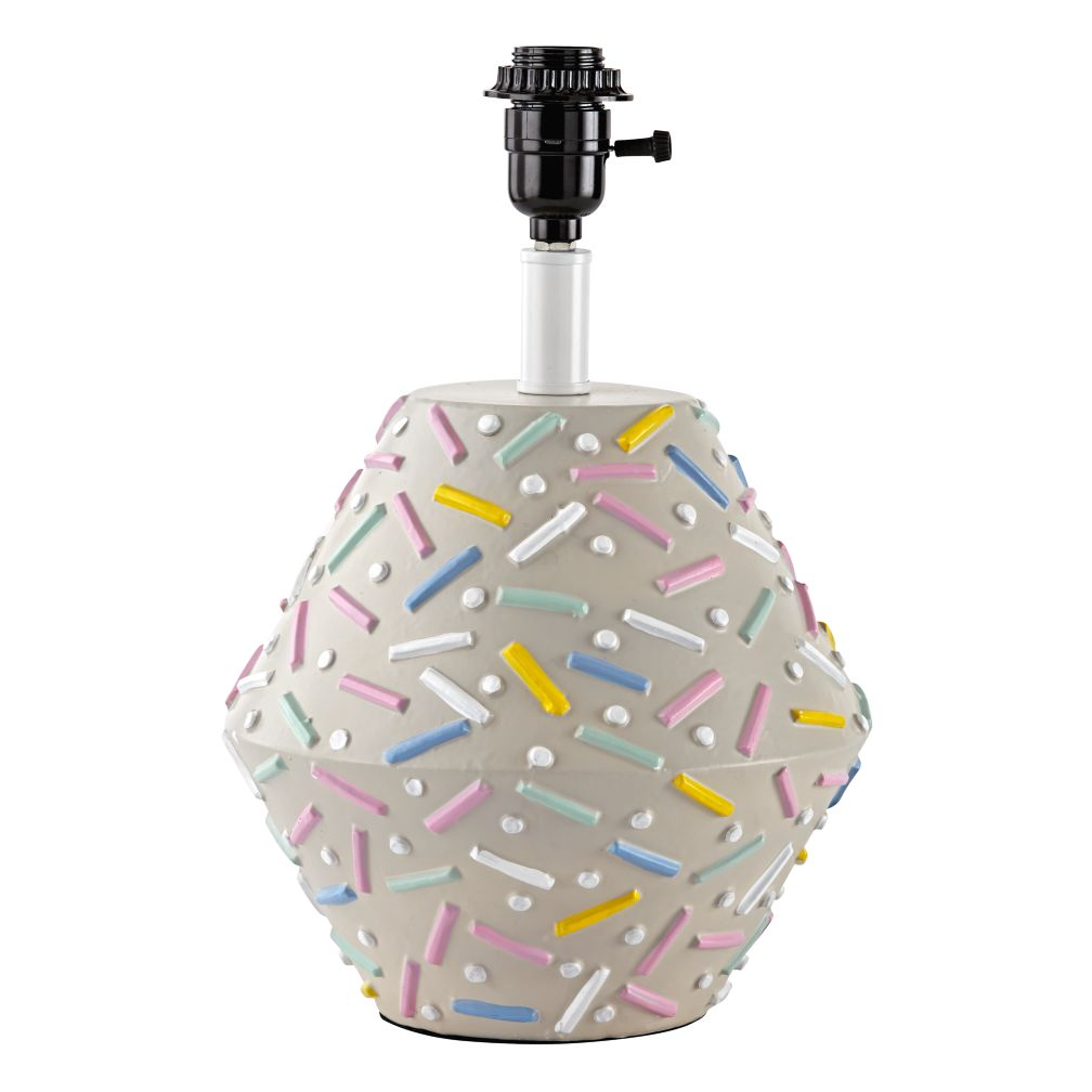 Sprinkled Table Lamp Base
