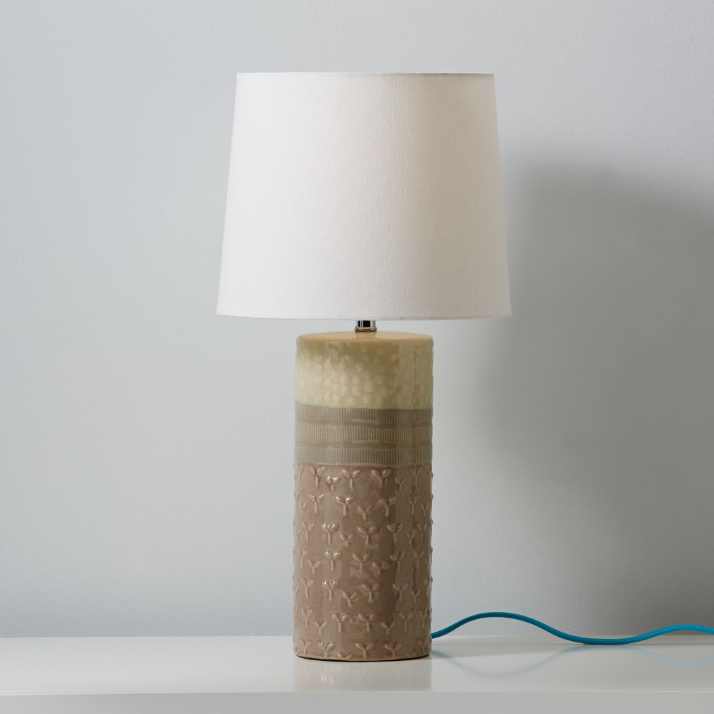 Three-Layer Table Lamp Base