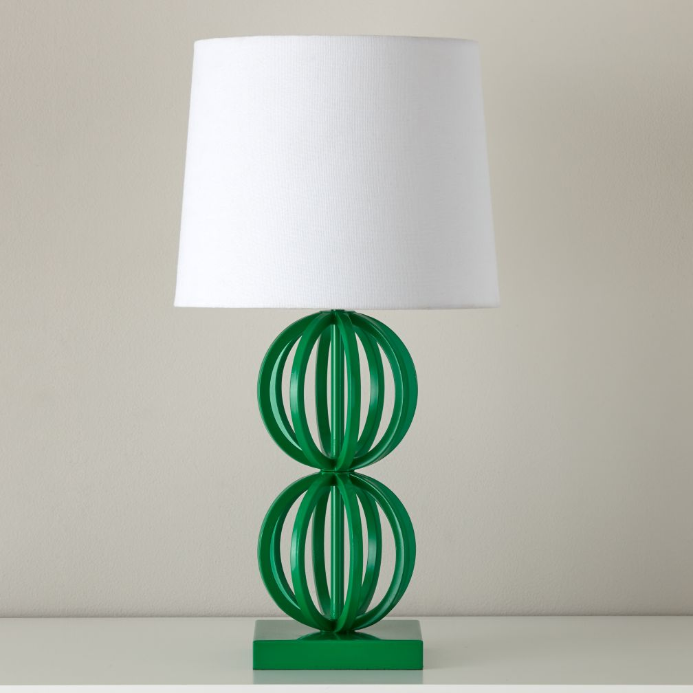 Two Ring Table Lamp Base
