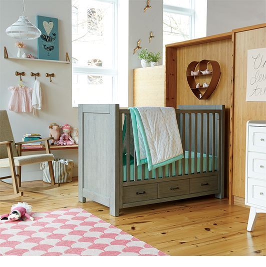 Girl Sailor Nautical Nursery Ideas | The Land of Nod