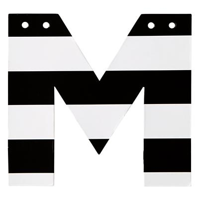Letter_Black_and_White_M_LL