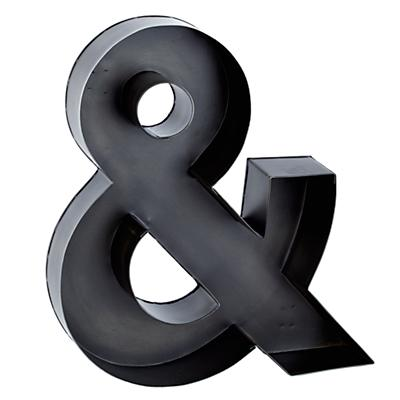 Letter_Metal_Ampersand_685209_LL