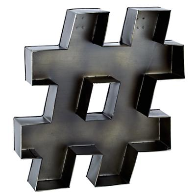 Magnificent Metal Hashtag