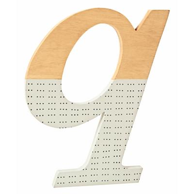 Letter_Painted_Wooden_Q_LL