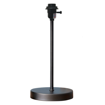 Graphite Light Years Table Base