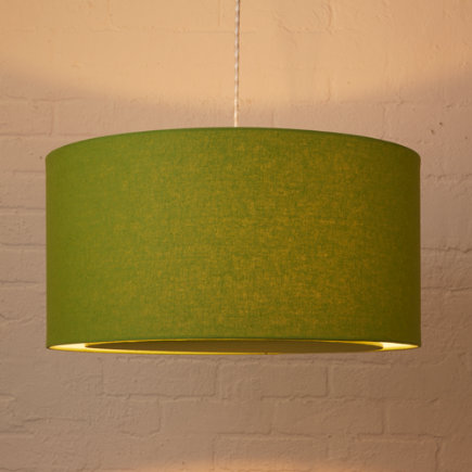 Hangin Around Pendant Lamp (Green) - Green Hangin Around Ceiling Lamp