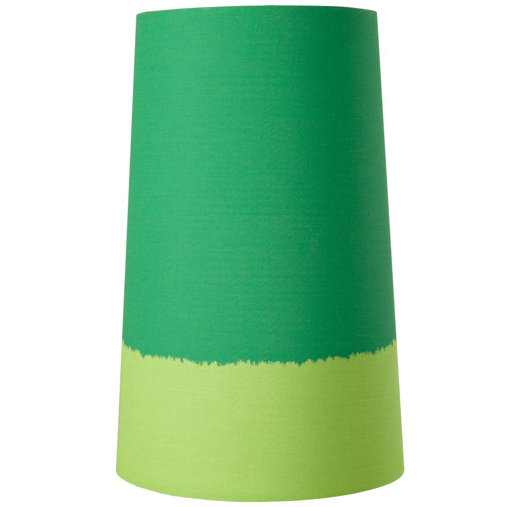 Lighten Up Floor Lamp Shade (Green)