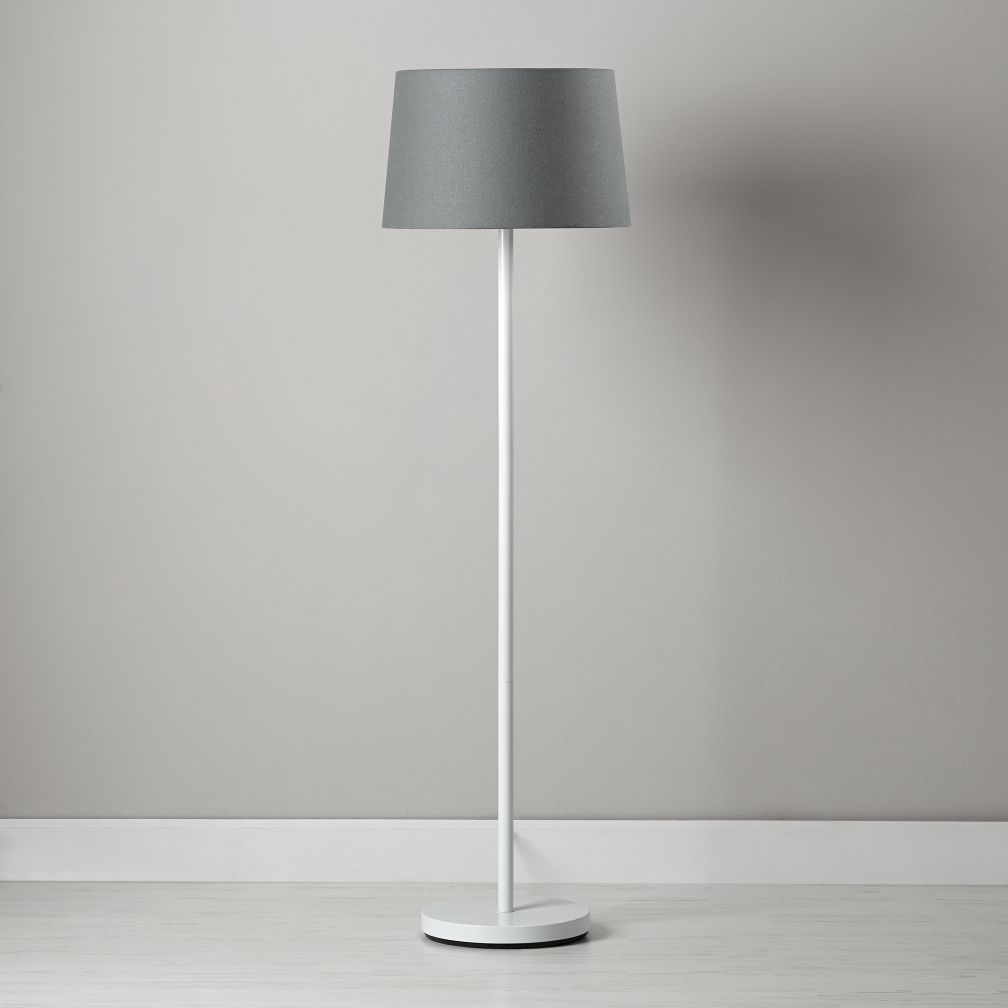 Light Years Floor Lamp Shade (Grey)