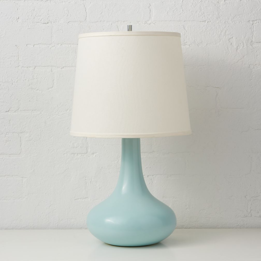 Eden Table Lamp (Lt. Blue)